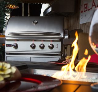 Barbecue Grills and Smokers
